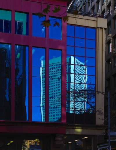 building reflection 41